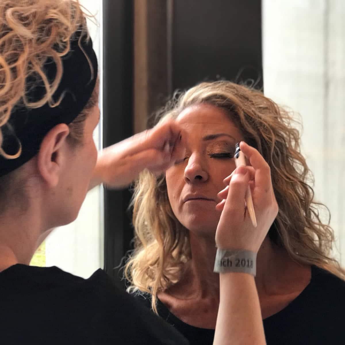 Foto van Ellen, eigenaar van Hair, Style en Visagie Exclusieve kapsalon in Apeldoorn voor al uw Haarwerken